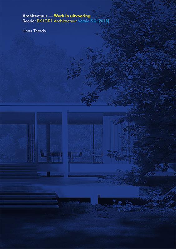 Architectuur — Werk in uitvoering
