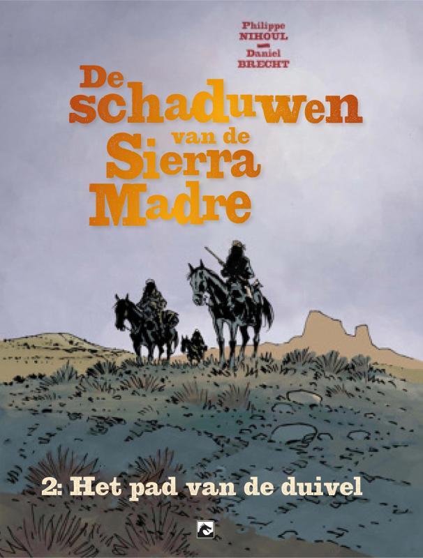 De schaduwen van de Sierra Madre