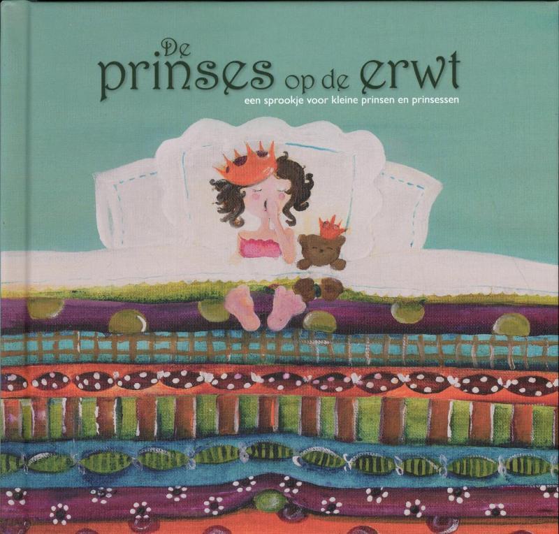Sprookjes voor kleine prinsen en prinsessen De prinses op de erwt