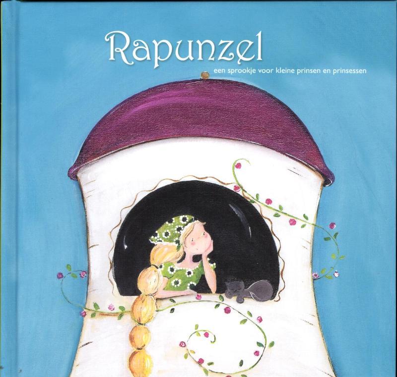 Sprookjes voor kleine prinsen en prinsessen Rapunzel