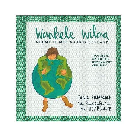 Wankele Wilma neemt je mee naar Dizzyland