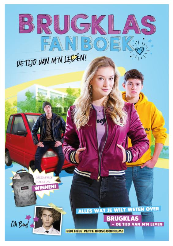 Brugklas film fanboek