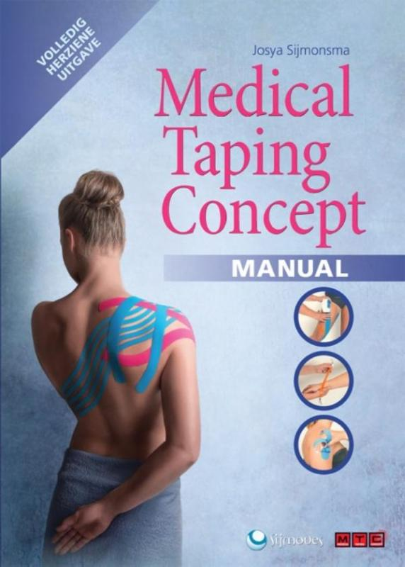 Medical Taping Concept manual  HERZIENE UITGAVE