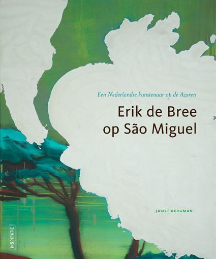 Erik de Bree op Sao Miguel