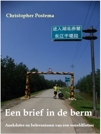 Een brief in de berm