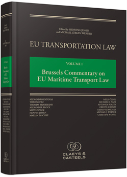 Brussels commentary cn EU maritime transport Law