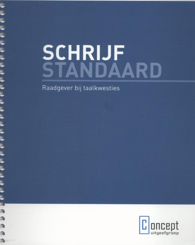 Schrijfstandaard