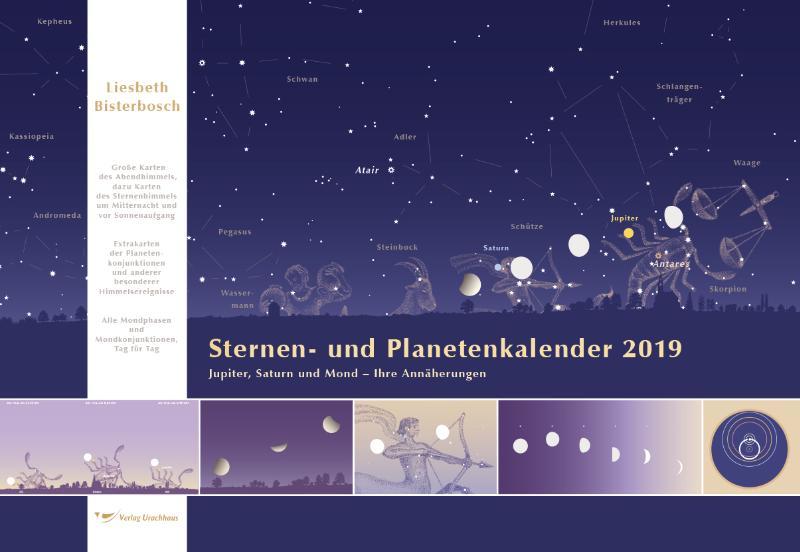 Sternen- und Planetenkalender