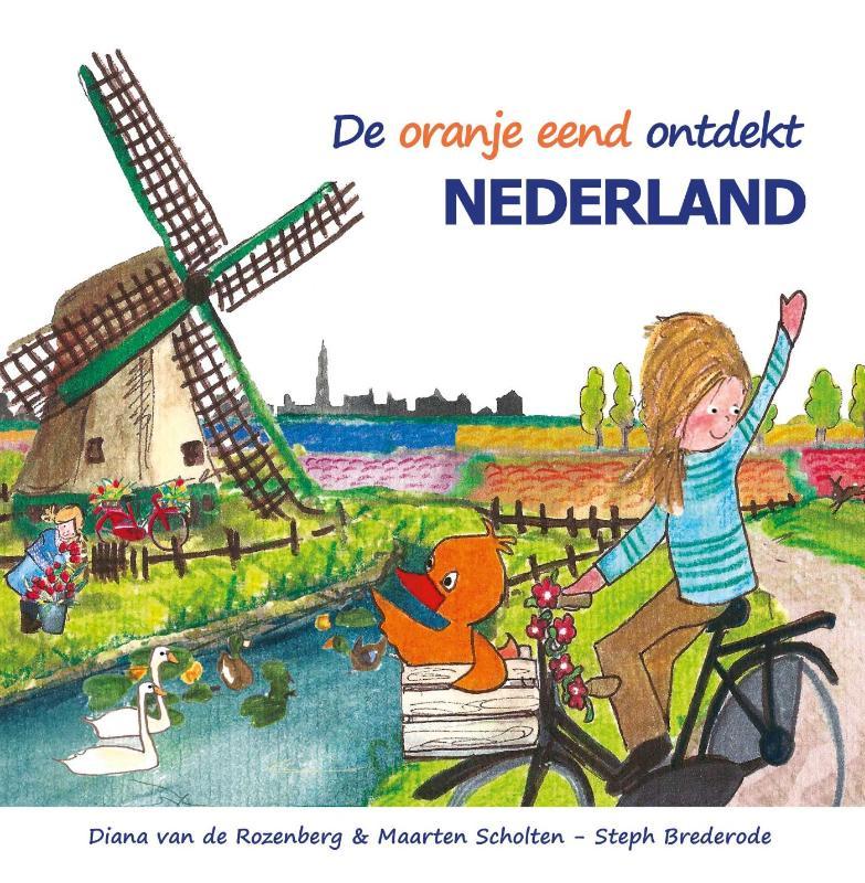 De oranje eend ontdekt Nederland