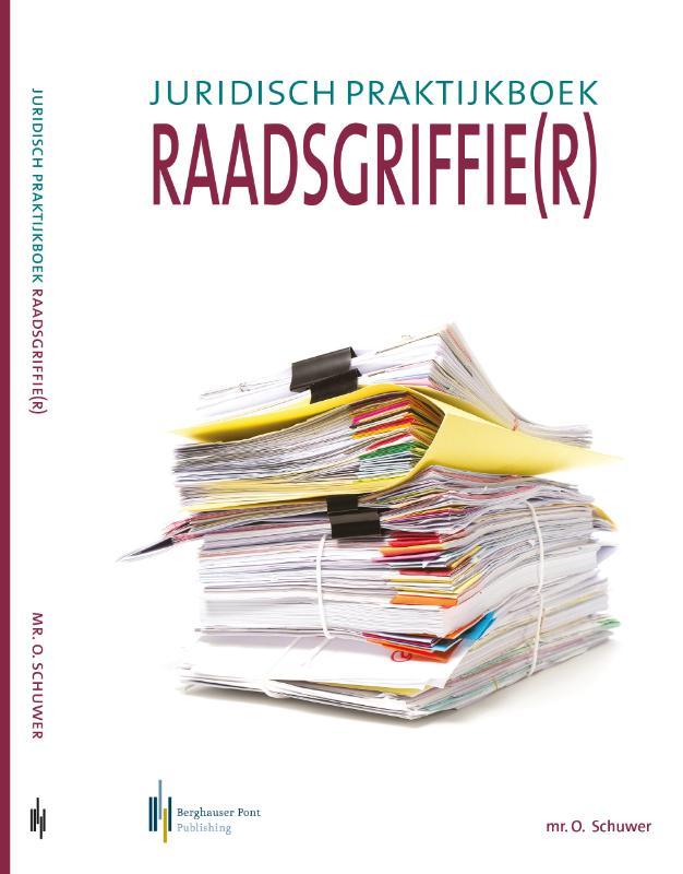 Juridisch zakboek raadsgriffier