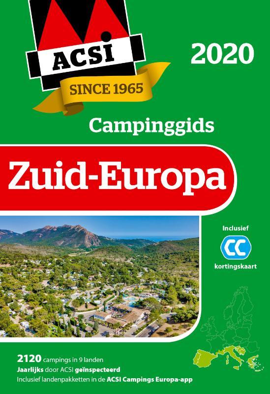 ACSI Campinggids: 2020