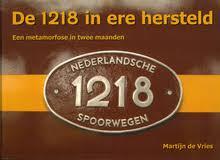 De 1218 in ere hersteld  een metamorfose in twee maanden