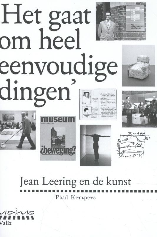 Jean Leering en de kunst