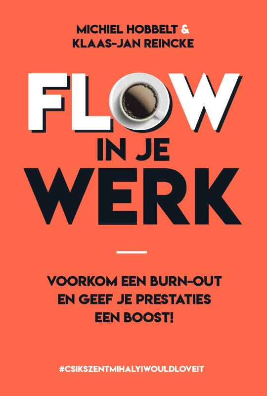 Flow in je werk