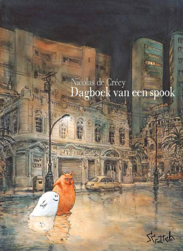 Dagboek van een spook