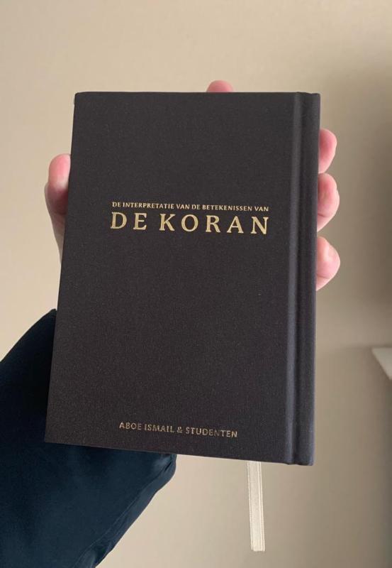 De interpretatie van de betekenissen van de Koran- Pocket editie