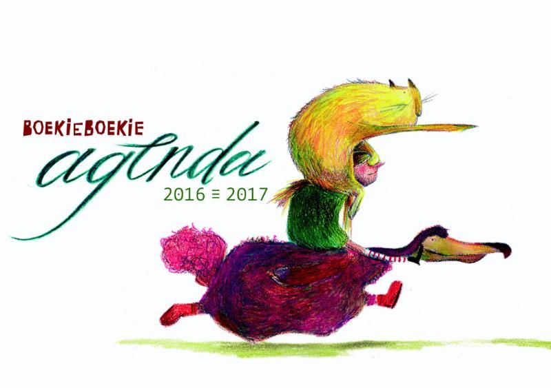 Boekie Boekie BoekieBoekie-agenda 2016