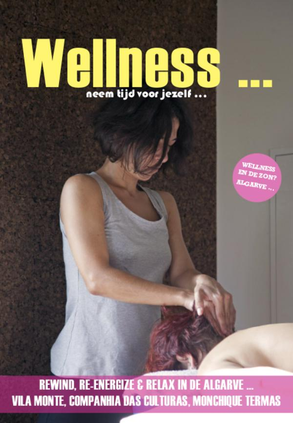 Wellness Magazine Editie 1