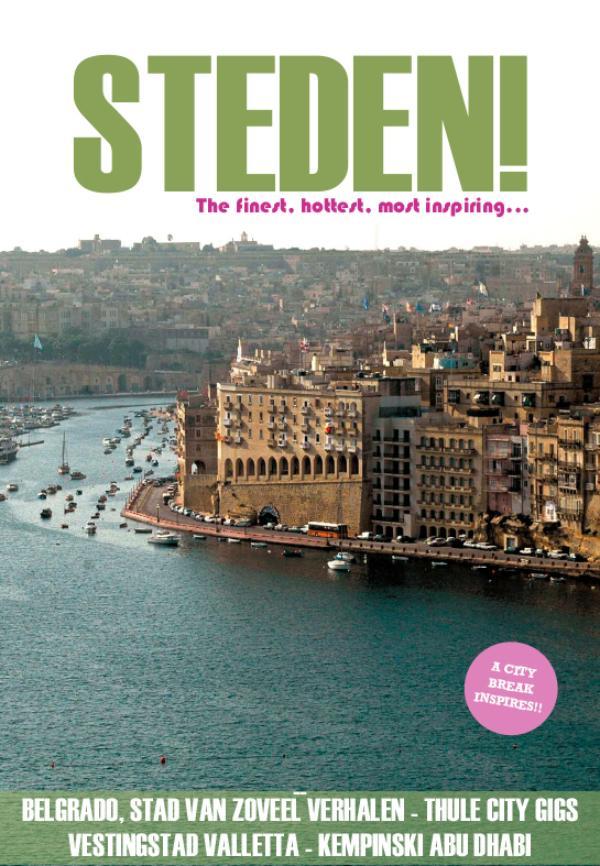 STEDEN! magazine editie 5
