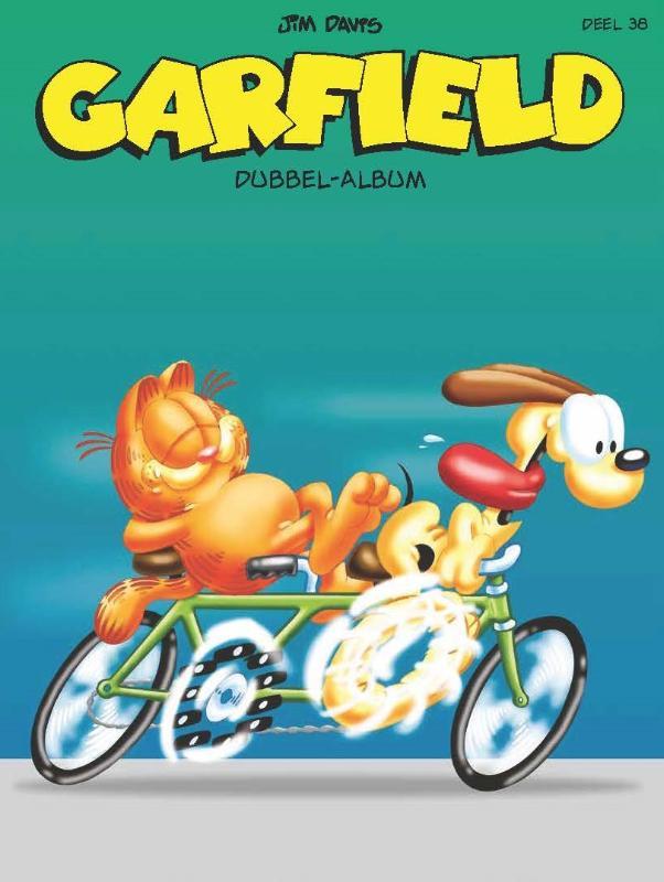 Garfield Dubbelalbum 38