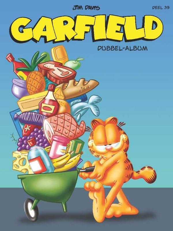 Garfield Dubbelalbum 39