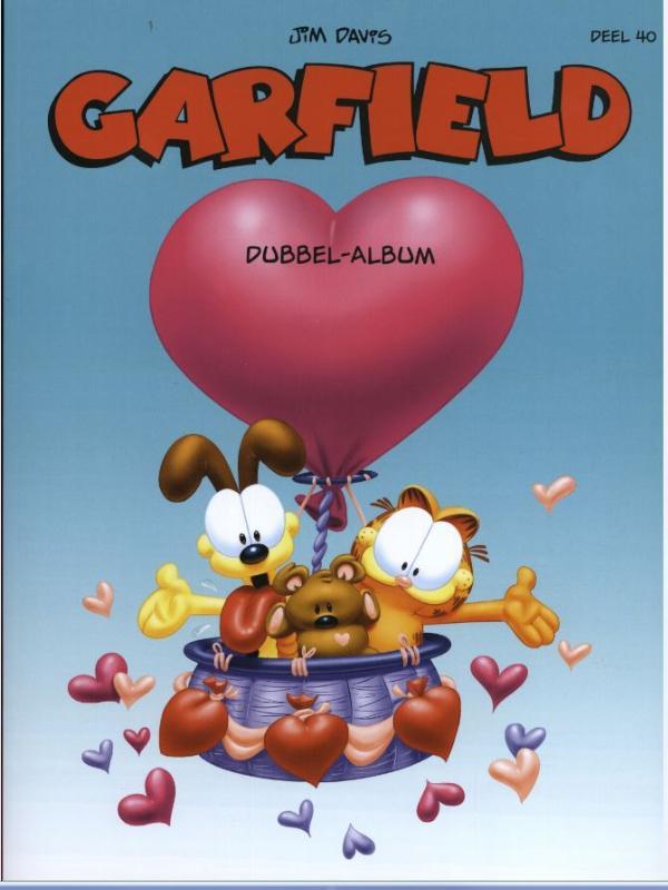 Garfield Dubbelalbum 40