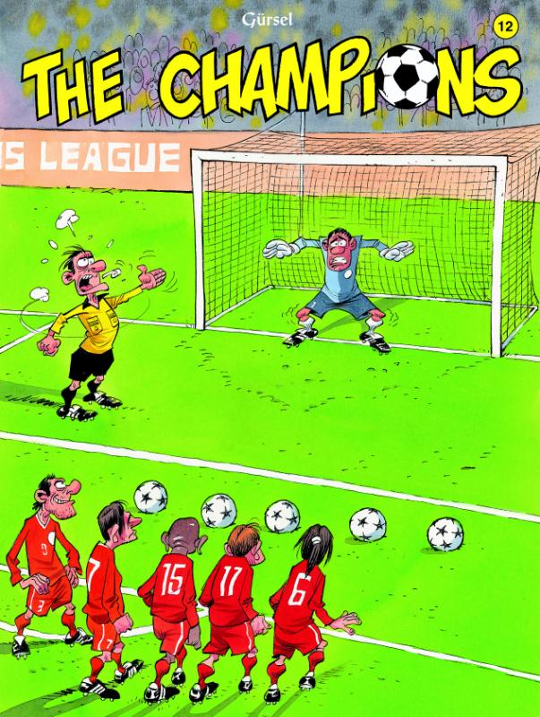 The Champions 12
