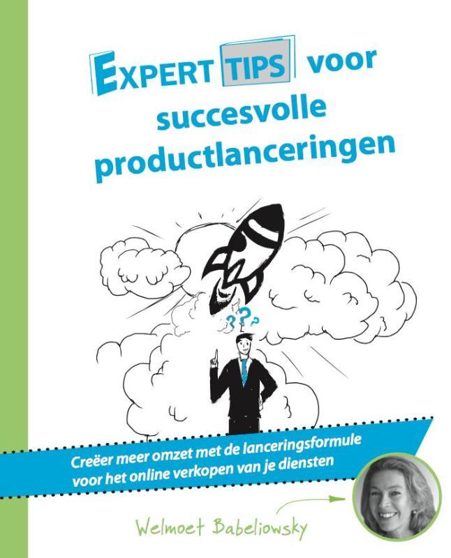 Experttips boekenserie Experttips voor succesvolle productlanceringen