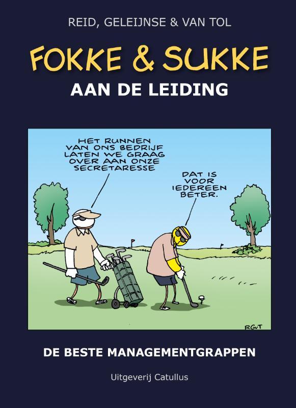 FOKKE & SUKKE AAN DE LEIDING