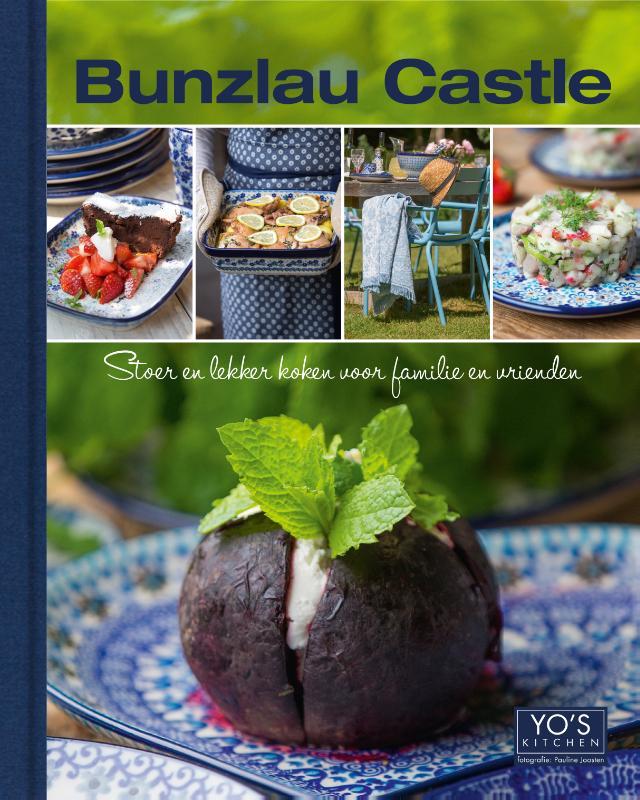 Bunzlau Castle, stoer en lekker koken voor familie en vrienden