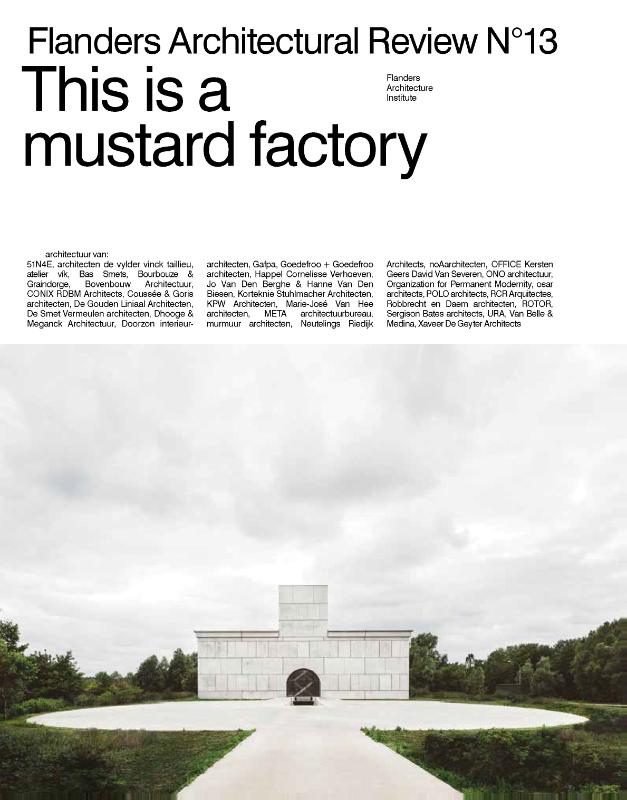 This is a mustard factory