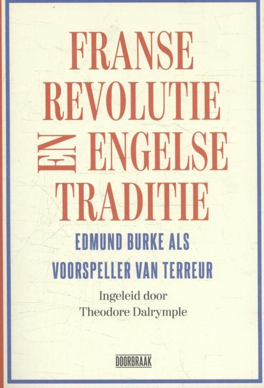Franse revolutie en Engelse traditie