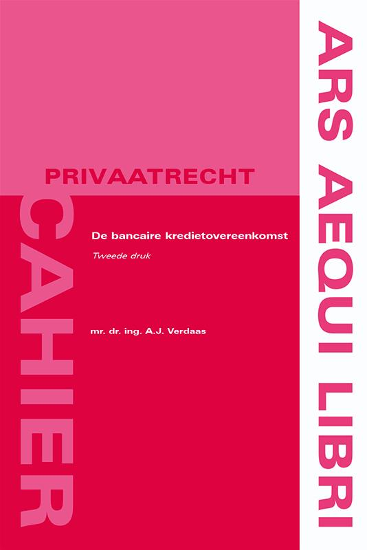 Ars Aequi Cahiers Privaatrecht