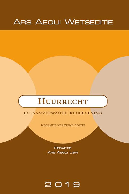 Ars Aequi Wetseditie Huurrecht