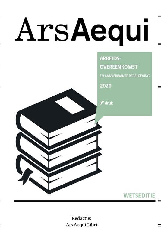 Ars Aequi Wetseditie Arbeidsovereenkomst