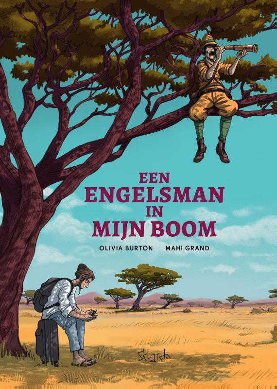 Een Engelsman in mijn boom