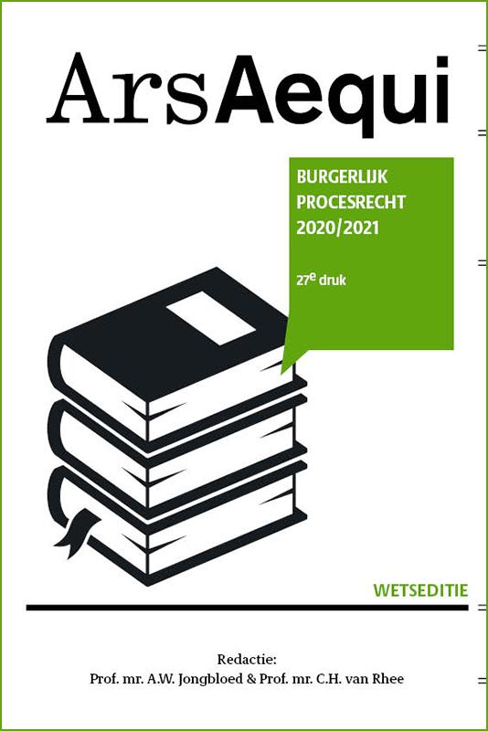 Burgerlijk Procesrecht 2020/2021