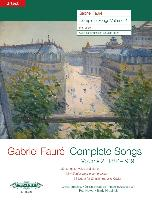 Complete Songs Volume 2 1884 To 1919