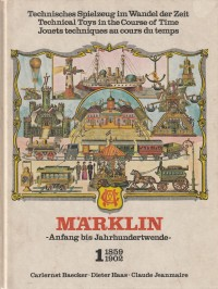 Maerklin Anfang bis Jahrhundertwende 1 1859/1902 - 2 bis 1908