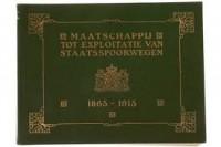 Maatschappij tot Exploitatie van Staatsspoorwegen 1863-1913
