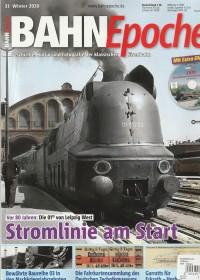 Bahnepoche 33 winter 2020