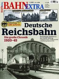 BahnExtra 2 2020 Deutsche Reichsbahn