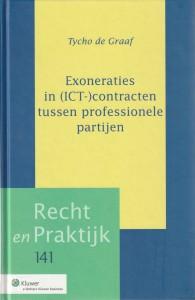 Exoneraties en (ICT-)contracten tussen professionele partijen. Diss.