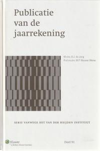 Publicatie van de jaarrekening; onderzoek in opdracht van het Ministerie van Economische Zaken (...)