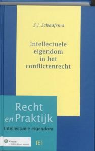 Intellectuele eigendom in het conflictenrecht; de verborgen conflictregel in het beginsel van nationale behandeling. Diss.