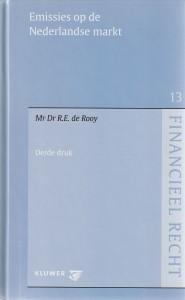 Emissies op de Nederlandse markt, 3e druk