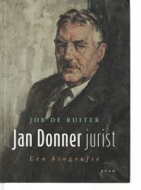 Jan Donner, jurist - Een biografie