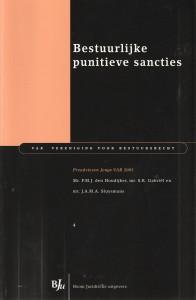 Bestuurlijke punitieve sancties