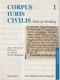 Corpus Iuris Civilis - Deel I: Instituten