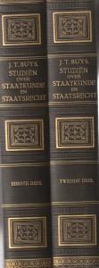 Studiën over staatkunde en staatsrecht